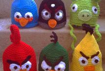 Crochet/yarn crafts / by Kerry Morris