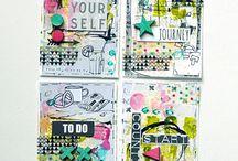 ATC & Art Journaling