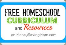 Homeschool / by Monica Bradbury-Lareau