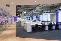 A|W Interiores - Grupo Elopar / Nova sede do Grupo Elopar, em Barueri/SP. Reúne os escritórios das marcas: Alelo, Elo, Ibi, Livelo e Stelo.