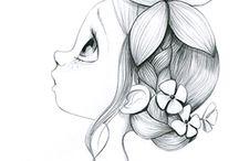 dibujos♡