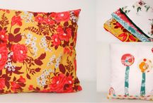 My own creations / Quilts, pouches, pillow covers, party deco