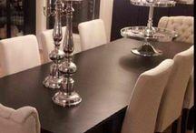 Dinning Room / by Nicole Vittorio-Medica
