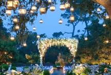 Wedding canopies/Chupahs
