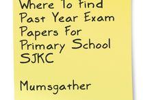 SJKC EXAM PAPER