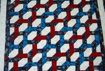 Quiltsy, Patriotic, 4th of July, USA Quilts by the Quiltsy Team on Etsy
