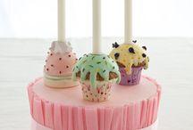 suporte de bolos e doces