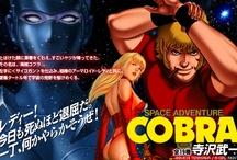 Space Adventure Cobra / by Camilo Reyes Rodríguez