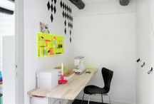Home Decore / Minimalistic office