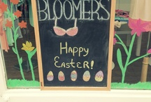 Bloomers Banter