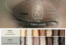 Younique make up / Make up looks