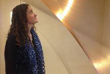 Sophia Dixon Dillo light installations