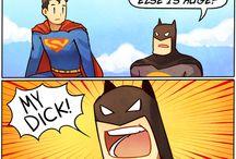 Young justice/Batman
