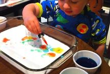 Keeping toddler busy / by Shawna Kilpatrick