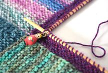 knitting patterns free easy blanket