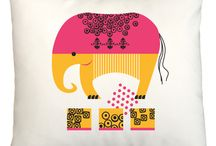 elephant stuff! / by Alaina Tarter