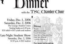 Madrigal Dinner Ideas / by Jenny Mitchell