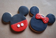 Mickey party / by Katrina Rouse