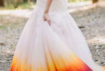 Color wedding