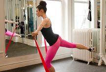 Health + Fitness / by Kaley Faulkner