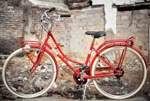 Bikes / old, retro and new design  bicycles