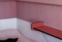 interieur rose
