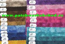 Fabrics - látky / www.patchworkobchod.cz