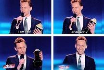 Tom Hiddleston...nuff said / by Alishia Feaster