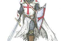 Templars tattoo