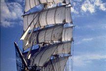 SHIPS & SAILING (SEILSKEPE)