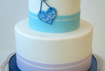 Cake design & décors de fête / cake design, wedding cakes, sweet tables, candy bars / by Cookingmymy (Audrey)