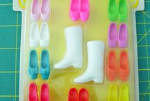Barbie: shoes, shoes, shoes!
