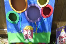Party / Playdate themed ideas - Carnival