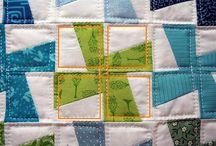 Quilts - inspiration, ideas, tutorials...