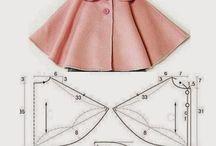roupas para criar
