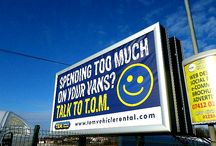 T.O.M. Vehicle Rental / Keeping customers smiling. Look out for the T.O.M. Smiley Face #Smiles