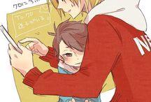 ~~~Oikawa ~~~(And Others Boys) / o Oikawa , yaoi , gay , Tooru , Okawa Tōru