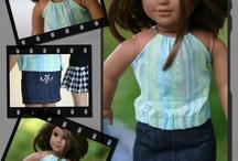 American Girl Doll / by Betty Burke