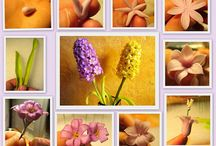 CAKE DECORATION- flowerpaste