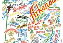 Cool things about Arkansas / by Arkansas Tourism