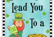 FREE St Patrick's Day from TpT