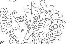 flower  stampe