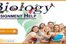 Best Biology Assignments Writing Help Services