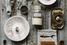 STILL LIFE & FLAT LAY INSPIRATION / Enviable tabletop displays and still moments from everyday life.