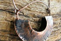 Fold formed jewellery