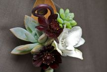 Flowers and centerpieces  / by Chelsy with CLS Designs Helton