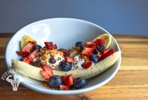 Snacks / Snack Recipes for Nutrition Cookbook