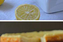 postres con limón