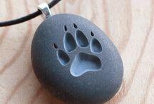 Collier de pierre