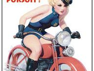 Pin me up! / by Bikes For Babes